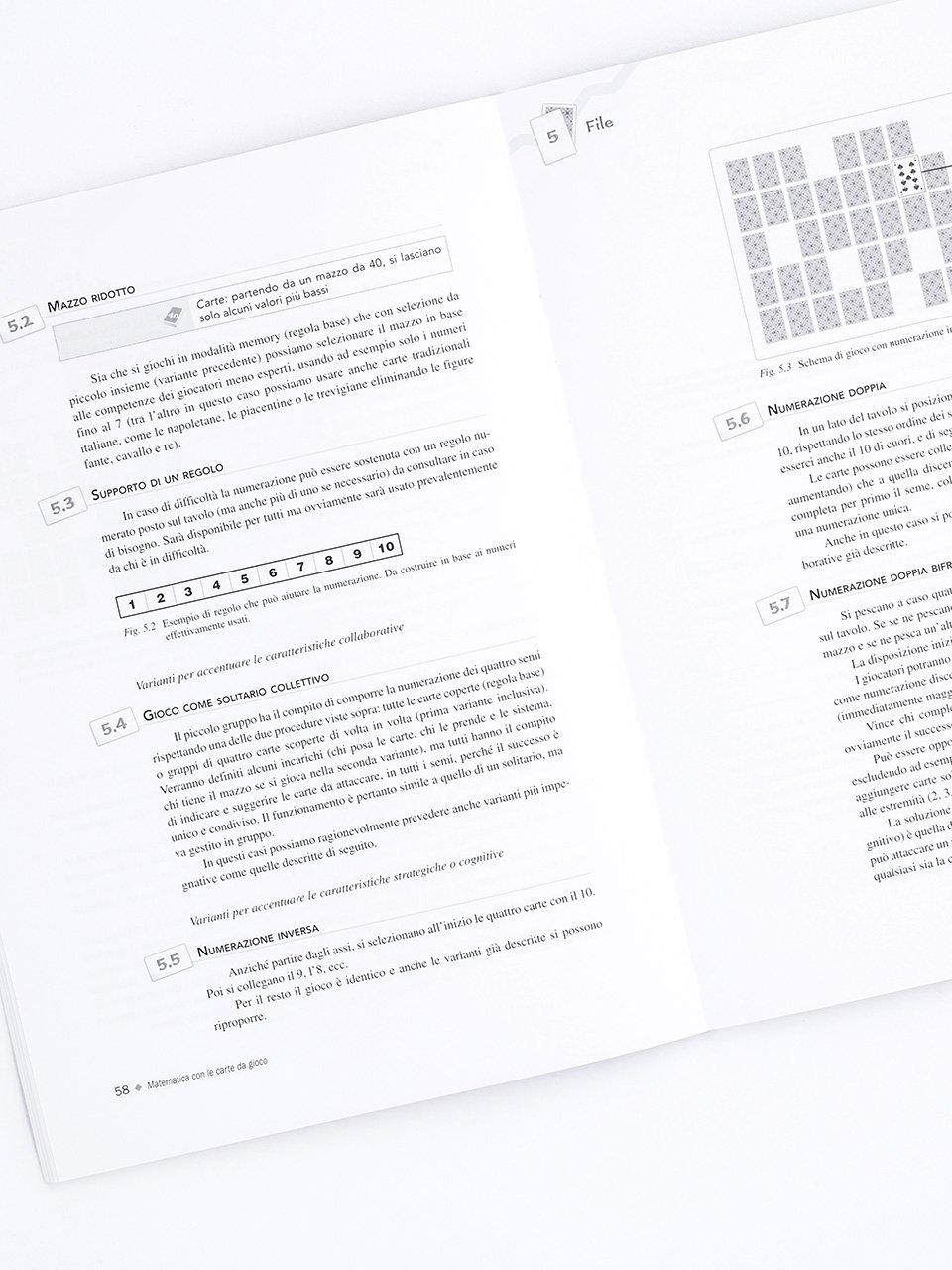 Matematica con le carte da gioco - Libri - Erickson 2