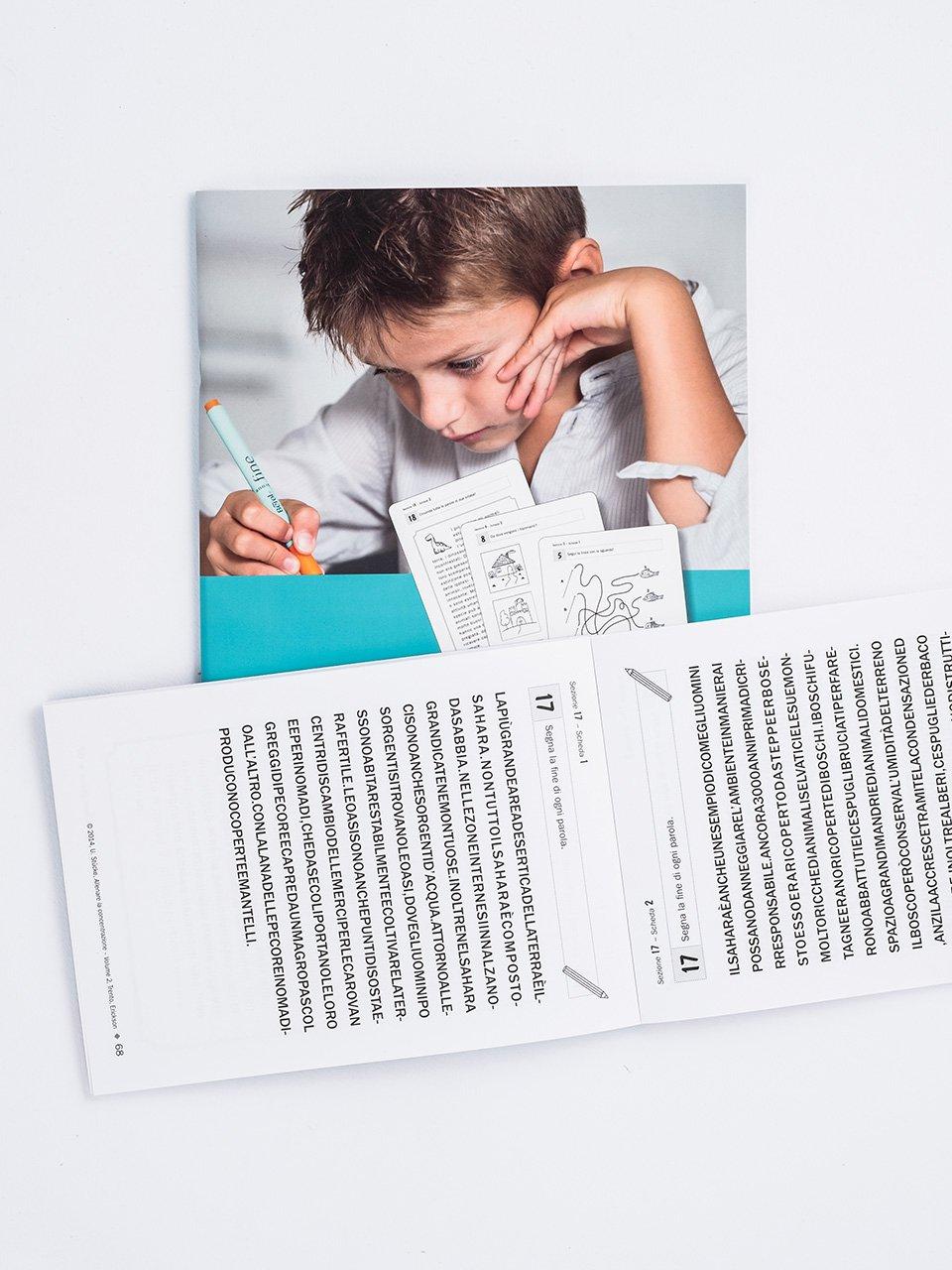 Allenare la concentrazione - Volume 2 - Libri - App e software - Erickson 2