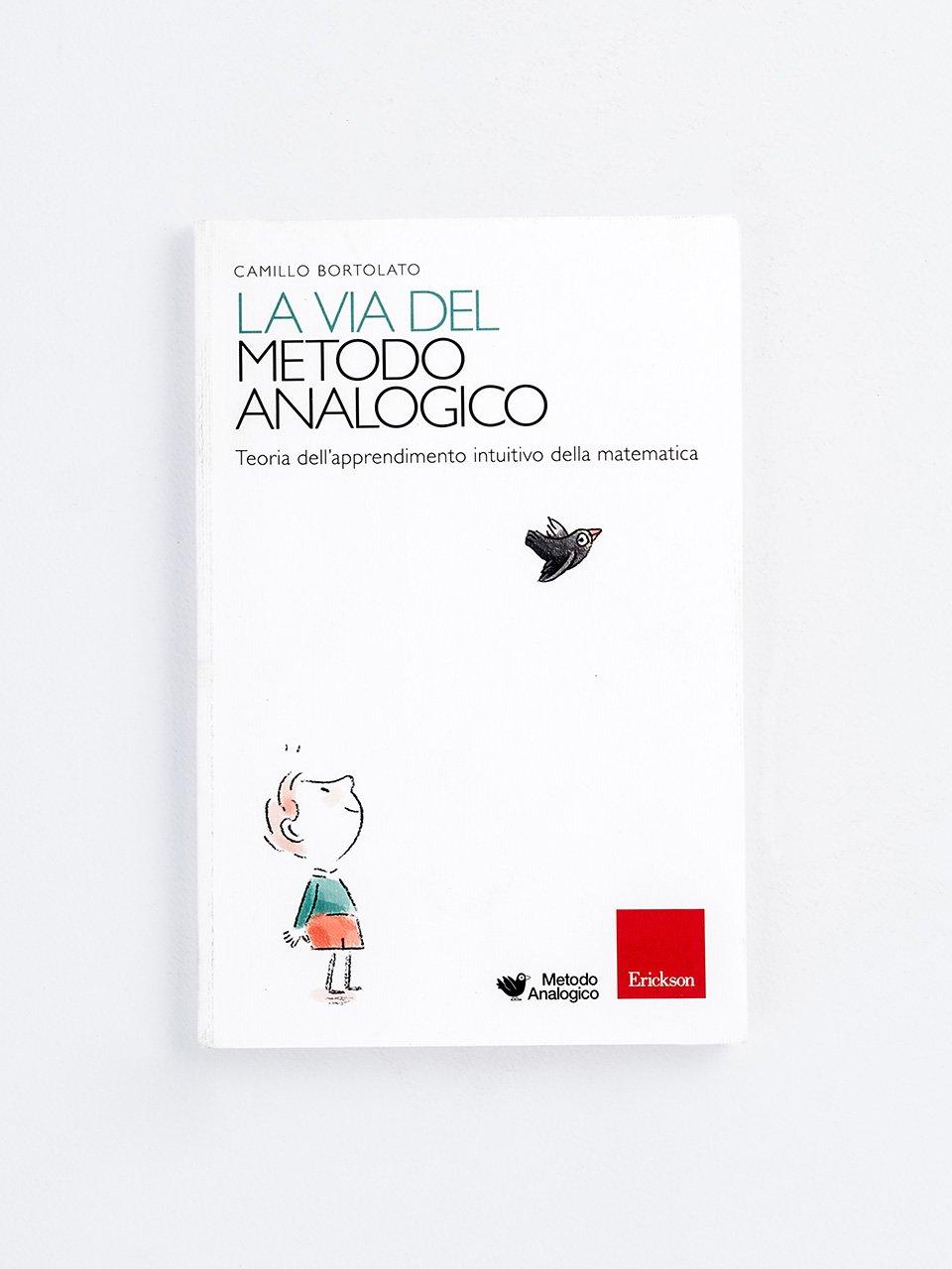 La via del metodo analogico - Al volo con il Metodo Analogico – Italiano - Formazione - Erickson