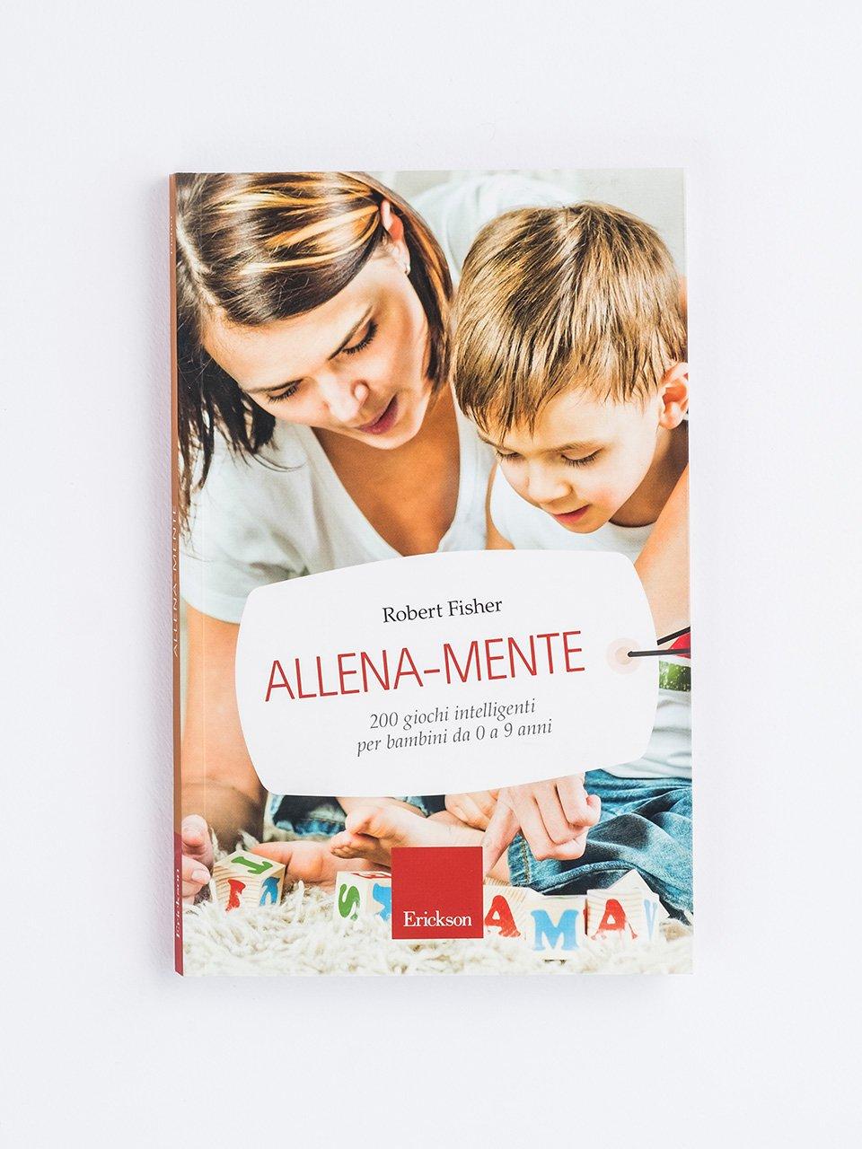 Allena-mente - Test TEMA - Memoria e apprendimento - Libri - Strumenti - Erickson