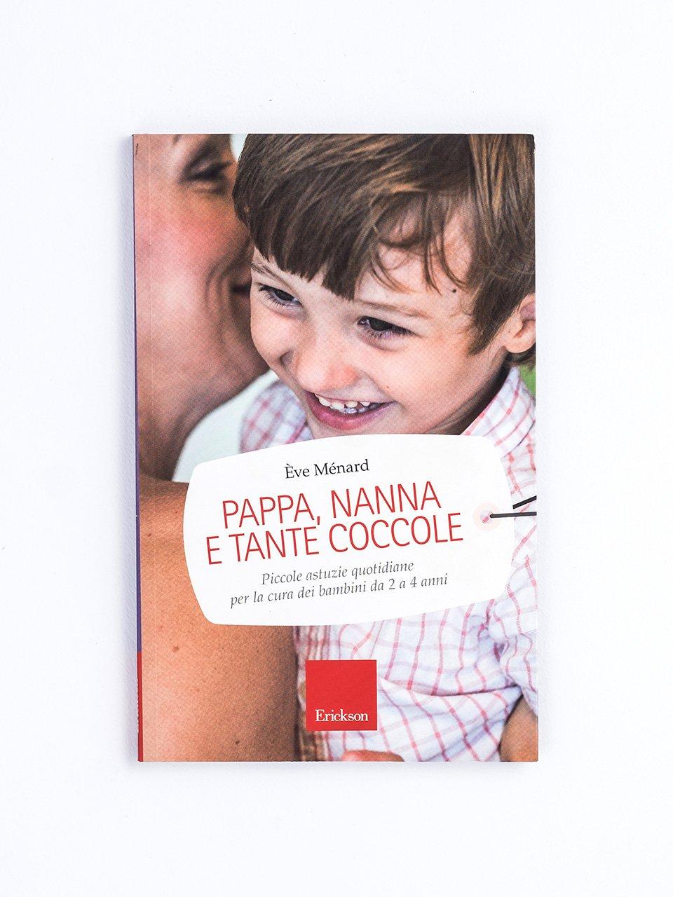Pappa, nanna e tante coccole - Col cavolo la cicogna! - Libri - Erickson