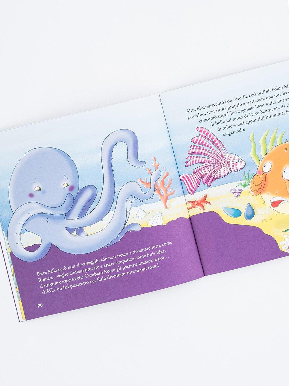 Le avventure di Pesce Palla - Libri - Erickson 2