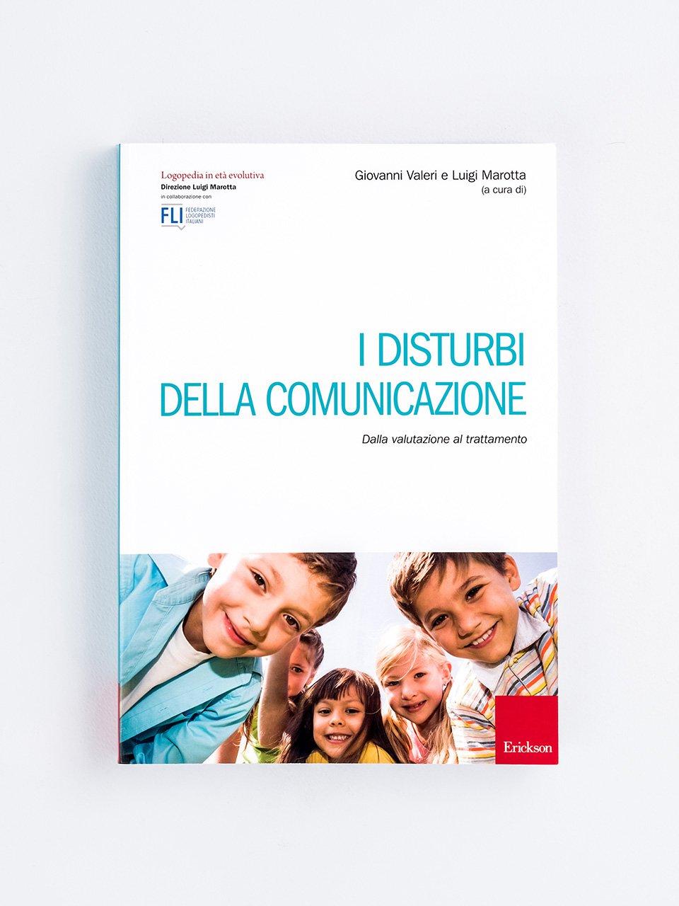 I disturbi della comunicazione - Che cos'è il disturbo socio-pragmatico della comunicazione - Erickson