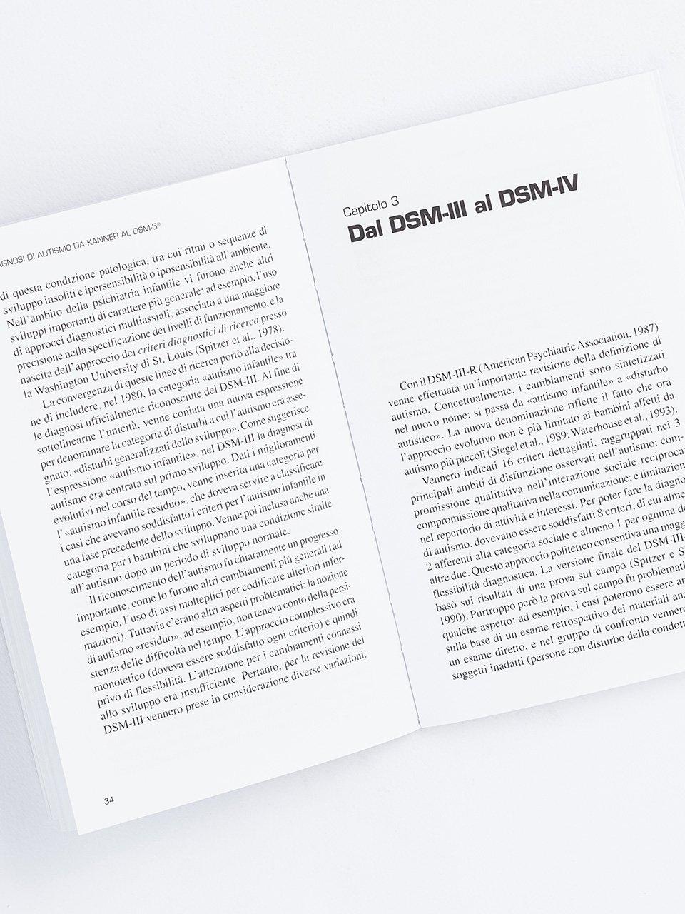 La diagnosi di autismo da Kanner al DSM-5 - Libri - Erickson 2
