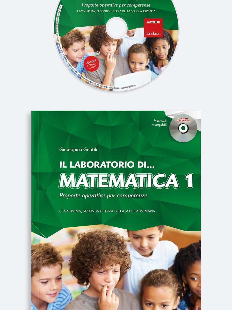 Il laboratorio di... matematica - Volume 1 - DIDA - Annata 2019-2020 - Riviste - Erickson