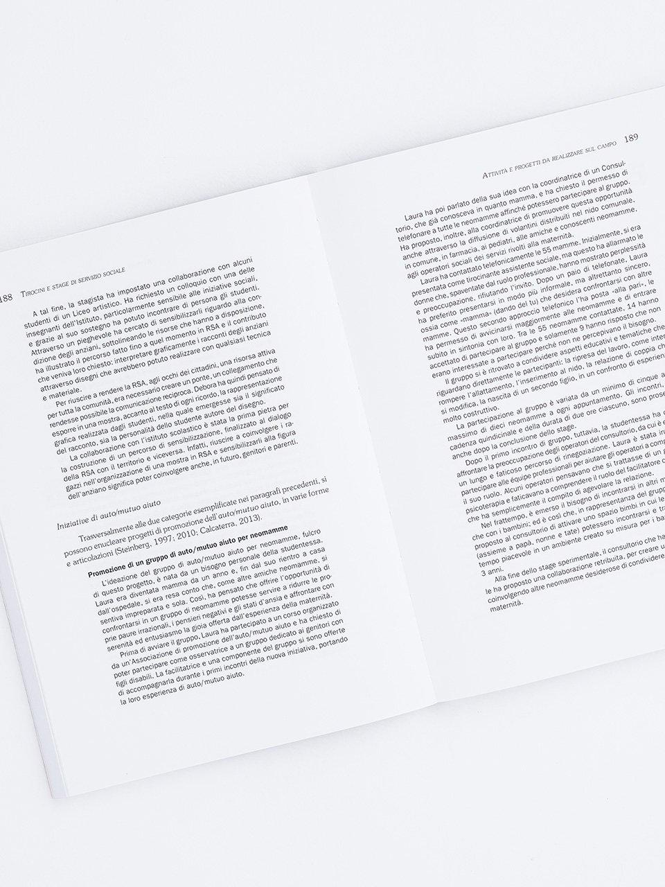 Tirocini e stage di servizio sociale - Libri - Erickson 2