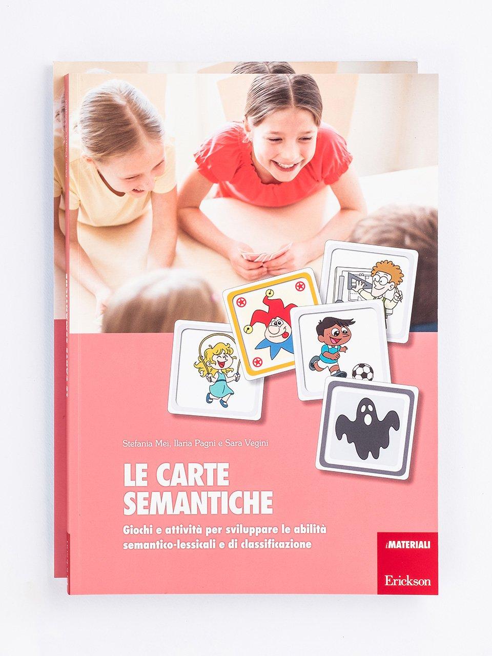 Le carte semantiche - Libri - Erickson