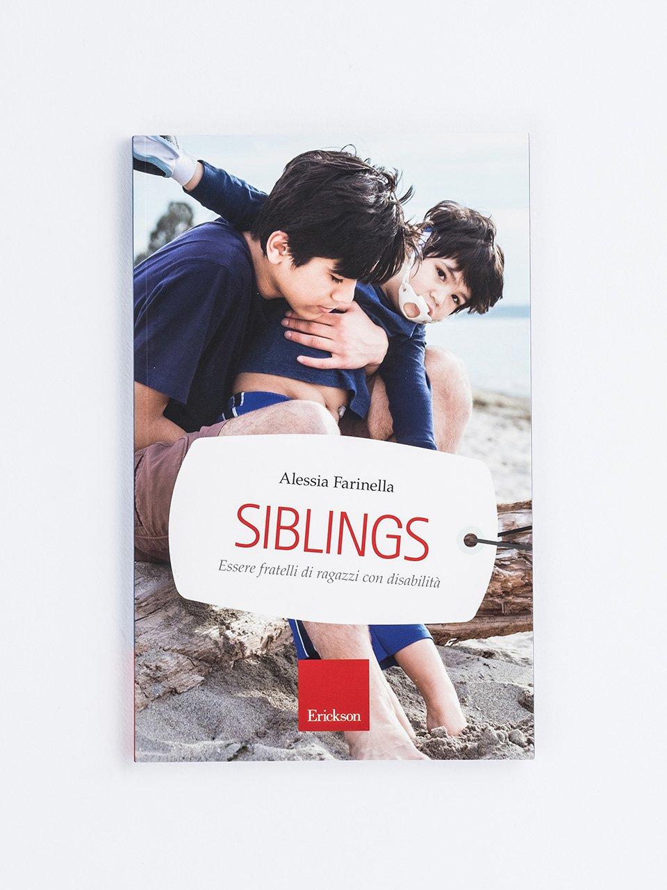 Siblings - Giorno dopo giorno - Libri - Erickson