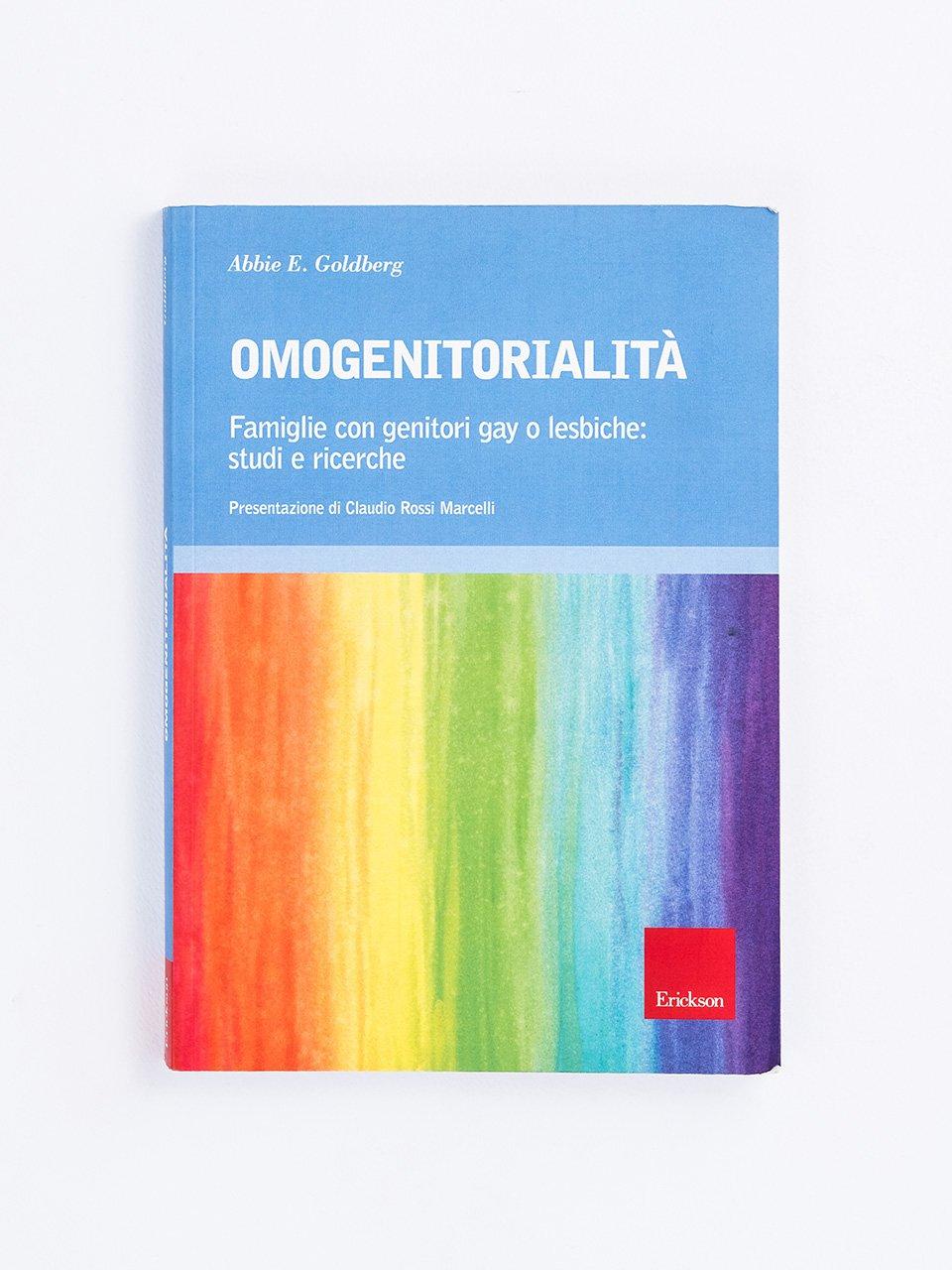 Omogenitorialità - Così sei fatto tu - 5-9 anni - Libri - Erickson