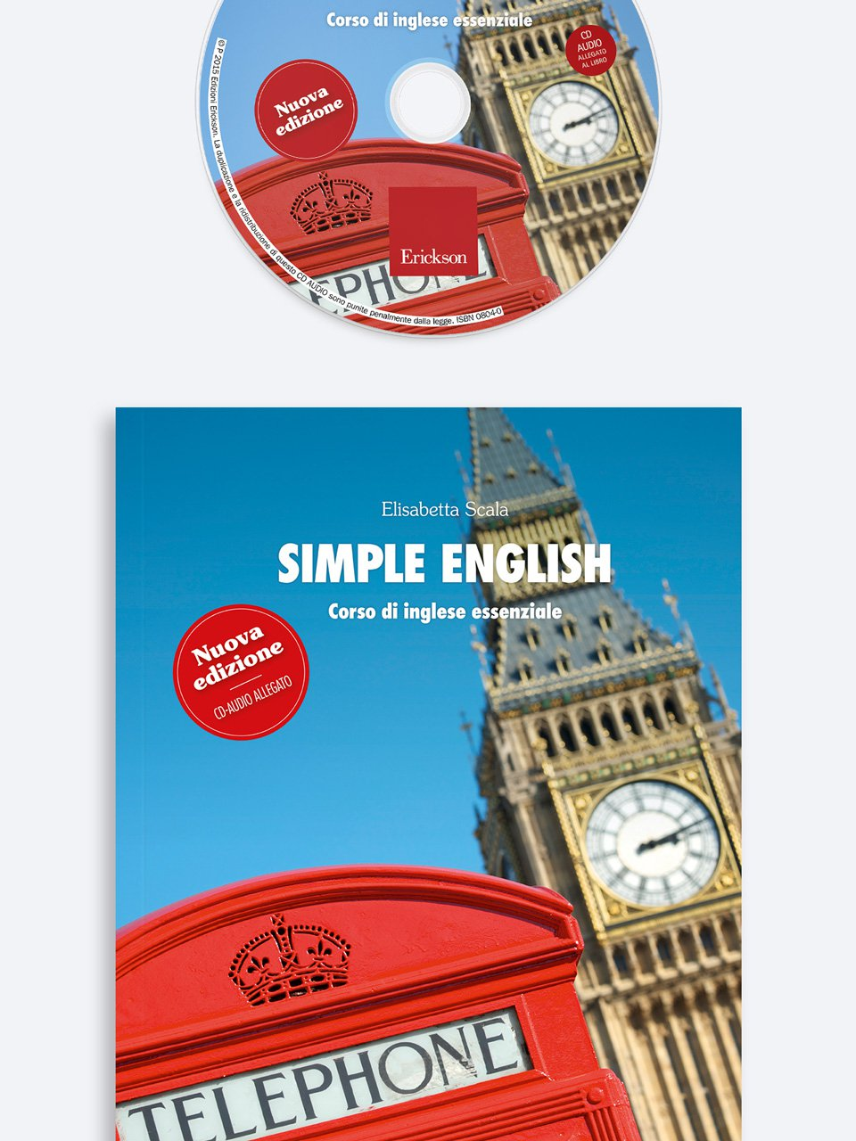 Simple English - Français facile - Libri - App e software - Erickson