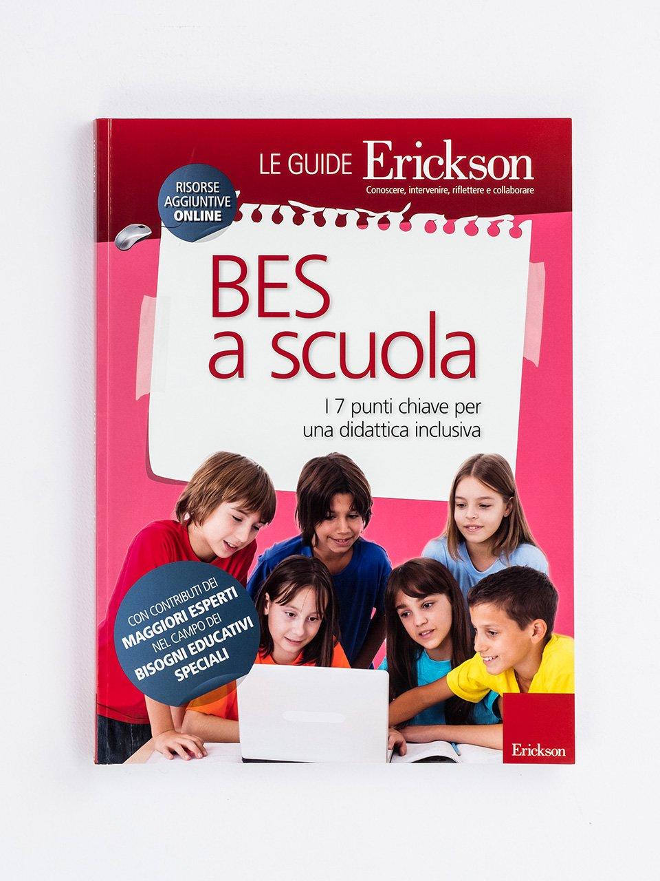 BES a scuola - Maria Montessori - Libri - Erickson