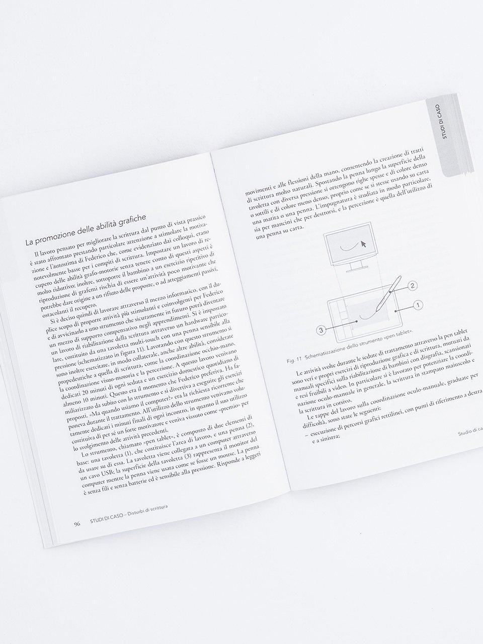 Studi di caso - Disturbi di scrittura - Libri - Erickson 2