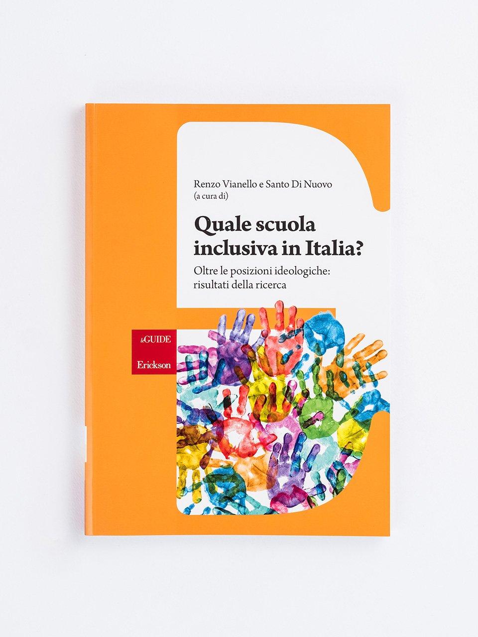 Quale scuola inclusiva in Italia? - La valutazione inclusiva - Formazione - Erickson