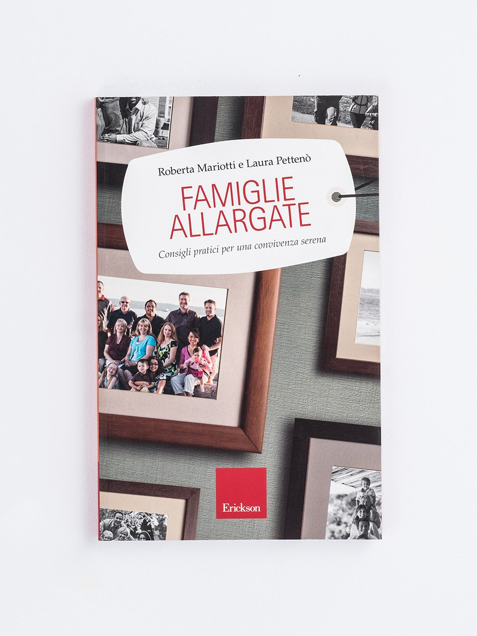Famiglie allargate - Come facilitare una Family group conference - Libri - Erickson