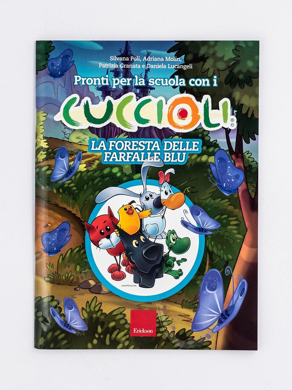 Pronti per la scuola con i CUCCIOLI - La foresta delle farfalle blu - Orazio, un pasticciere nello spazio - App e software - Erickson