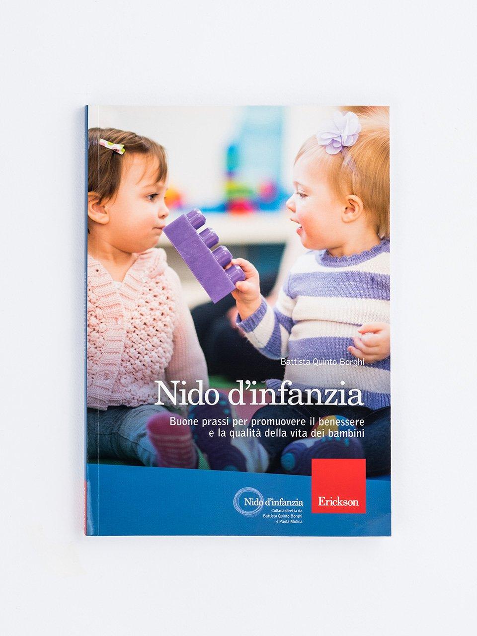 Nido d'infanzia - Educatore / Coordinatore asilo nido - Erickson
