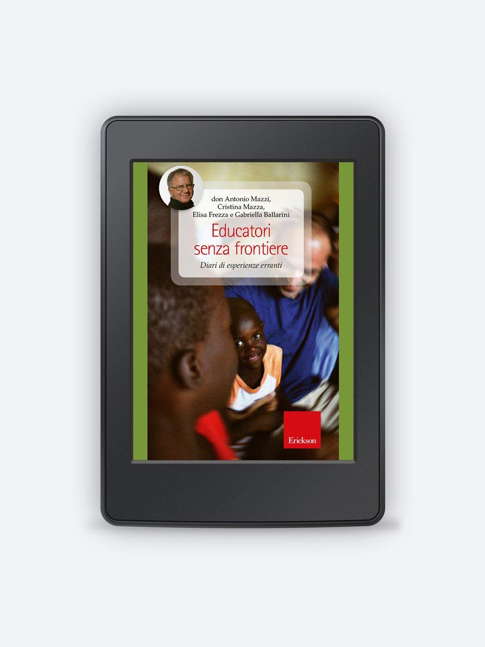 Educatori senza frontiere - L'integrazione scolastica e sociale - Riviste - Erickson