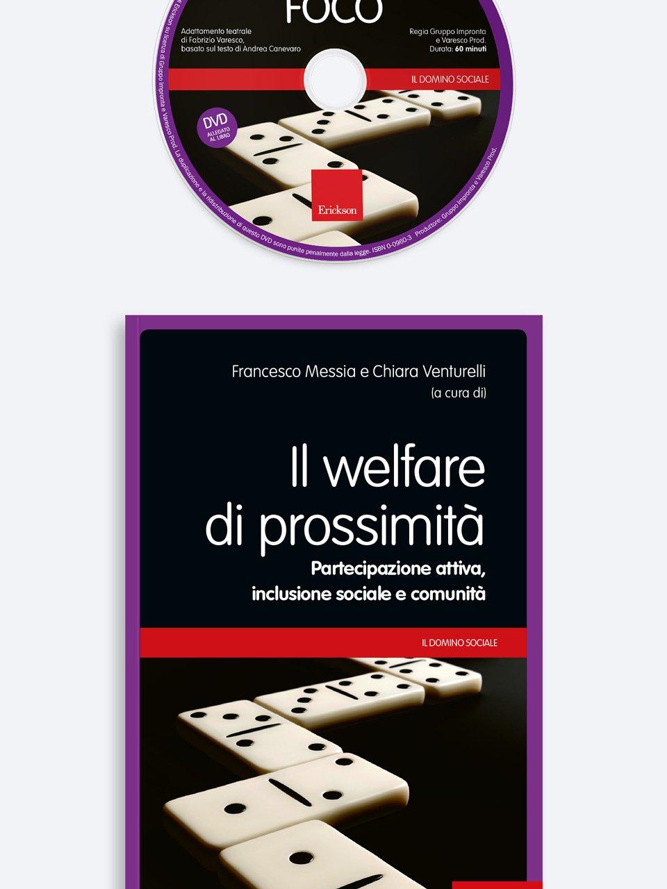 Il welfare di prossimità - Disabilità e società - Libri - Erickson