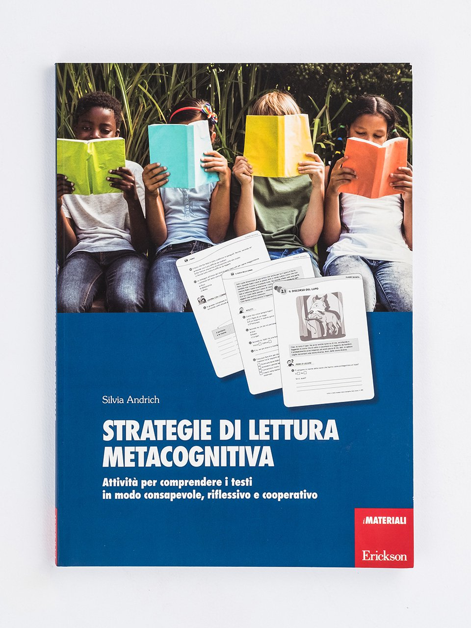 Strategie di lettura metacognitiva - Libri - Erickson
