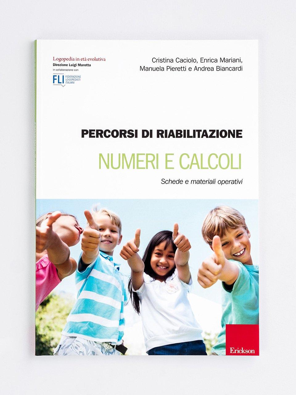 Percorsi di riabilitazione - Numeri e calcoli - Test ABCA - Abilità di calcolo aritmetico - Libri - Erickson