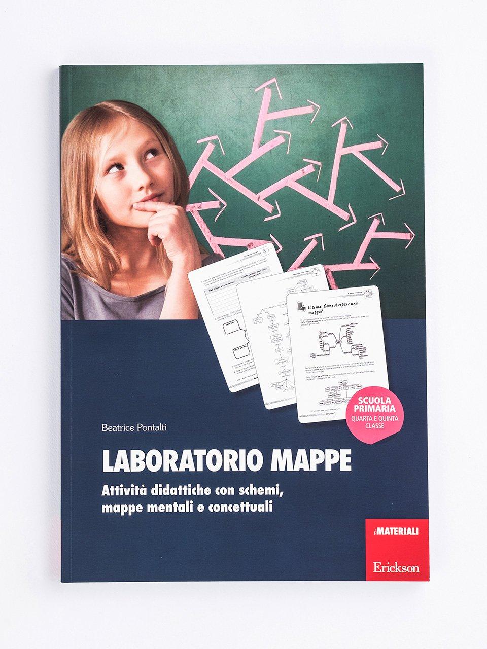 Laboratorio mappe - Superare i test di ammissione - Libri - Erickson