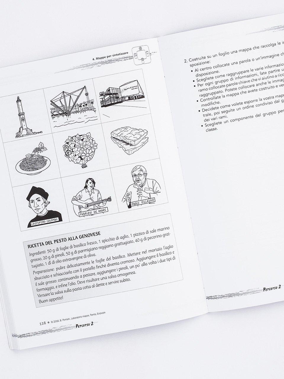 Laboratorio mappe - Libri - Erickson 2