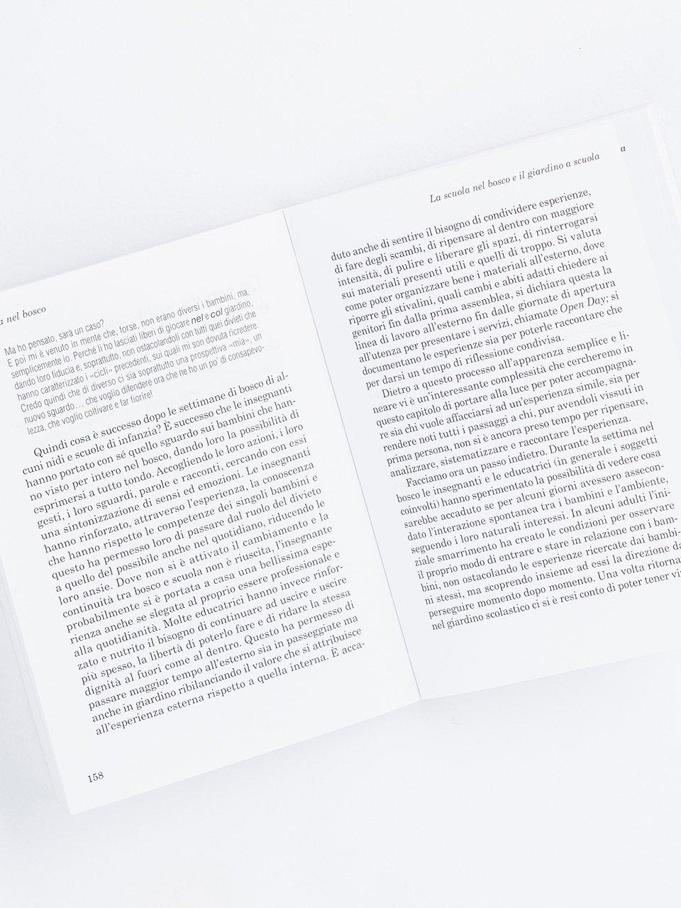 La scuola nel bosco - Libri - Erickson 2