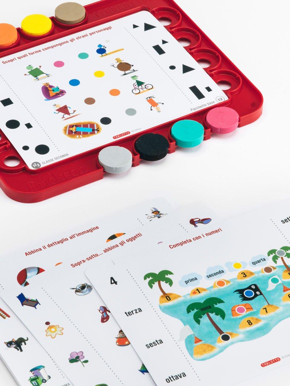 Tablotto (6-8 anni) - Giochi - Erickson 2