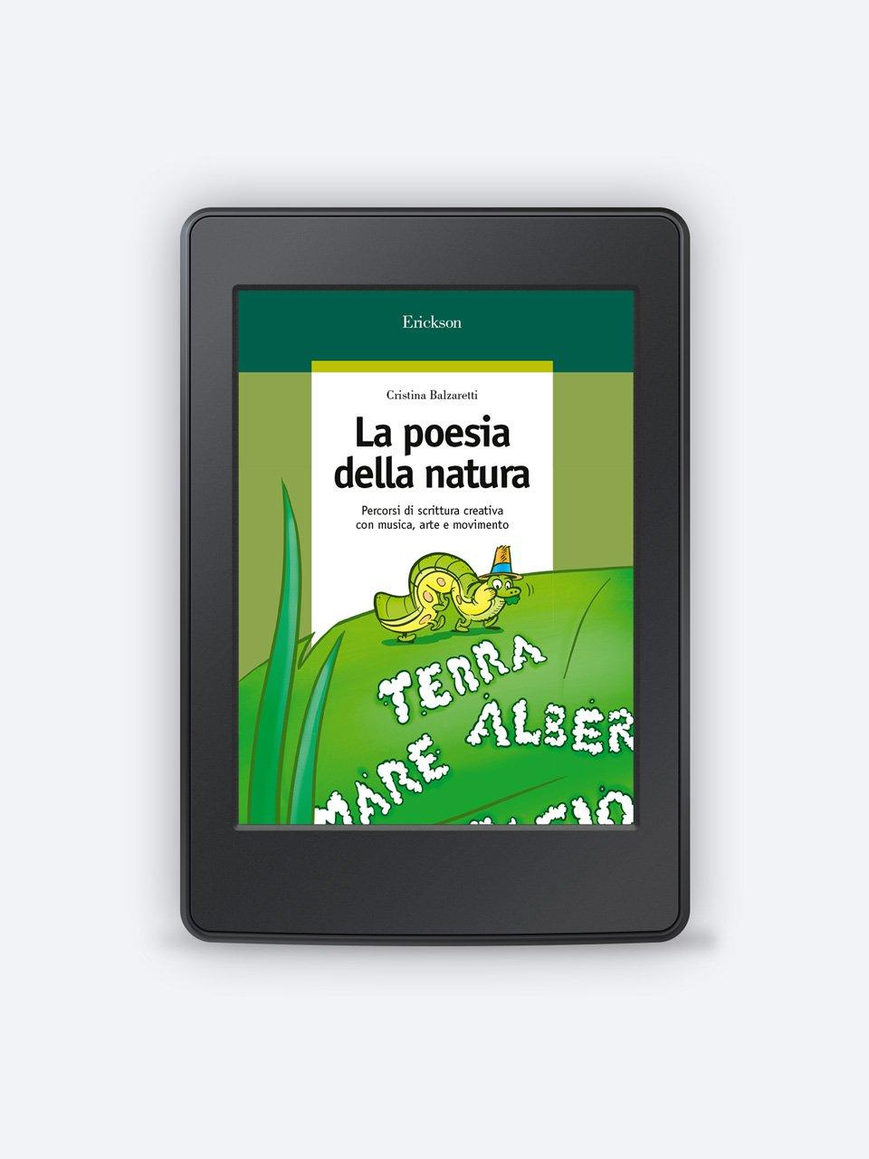 La poesia della natura - Mia nonna era un pesce - Libri - Erickson