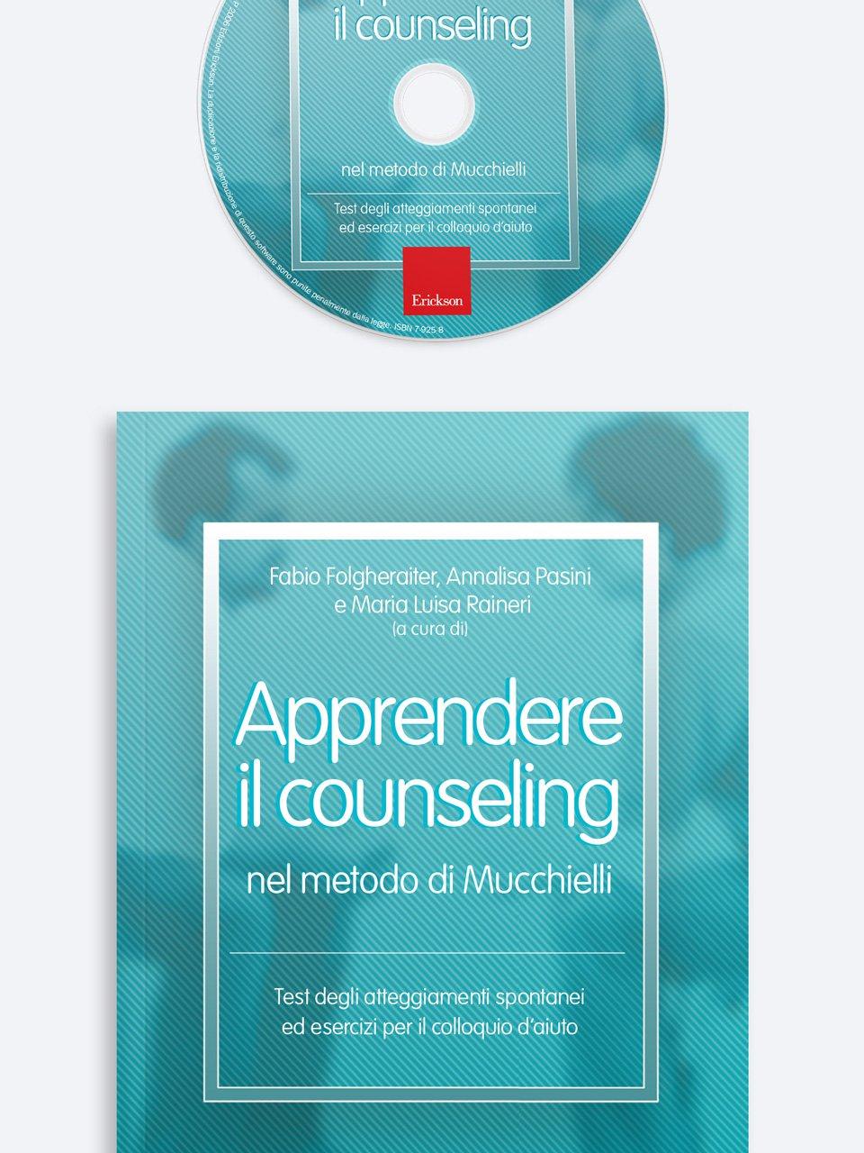 Apprendere il counseling - Attivare e facilitare i gruppi di auto/mutuo aiuto - Libri - Erickson 2