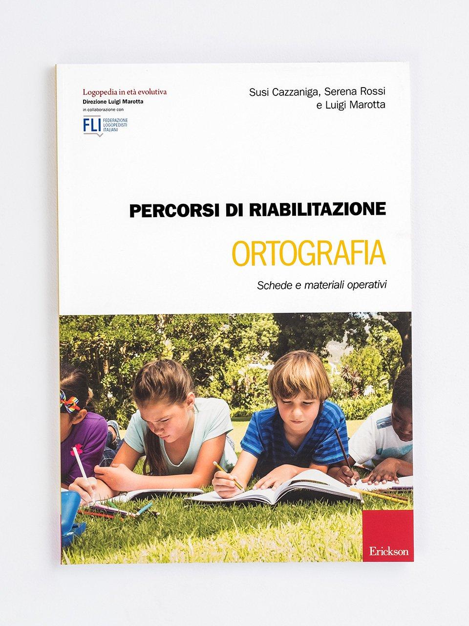 Percorsi di riabilitazione – Ortografia - I mini gialli dell'ortografia 3 - Libri - Erickson