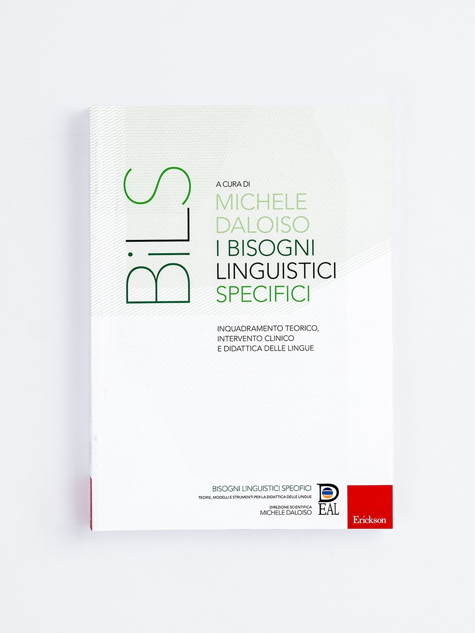 I Bisogni Linguistici Specifici - Français facile - Libri - App e software - Erickson