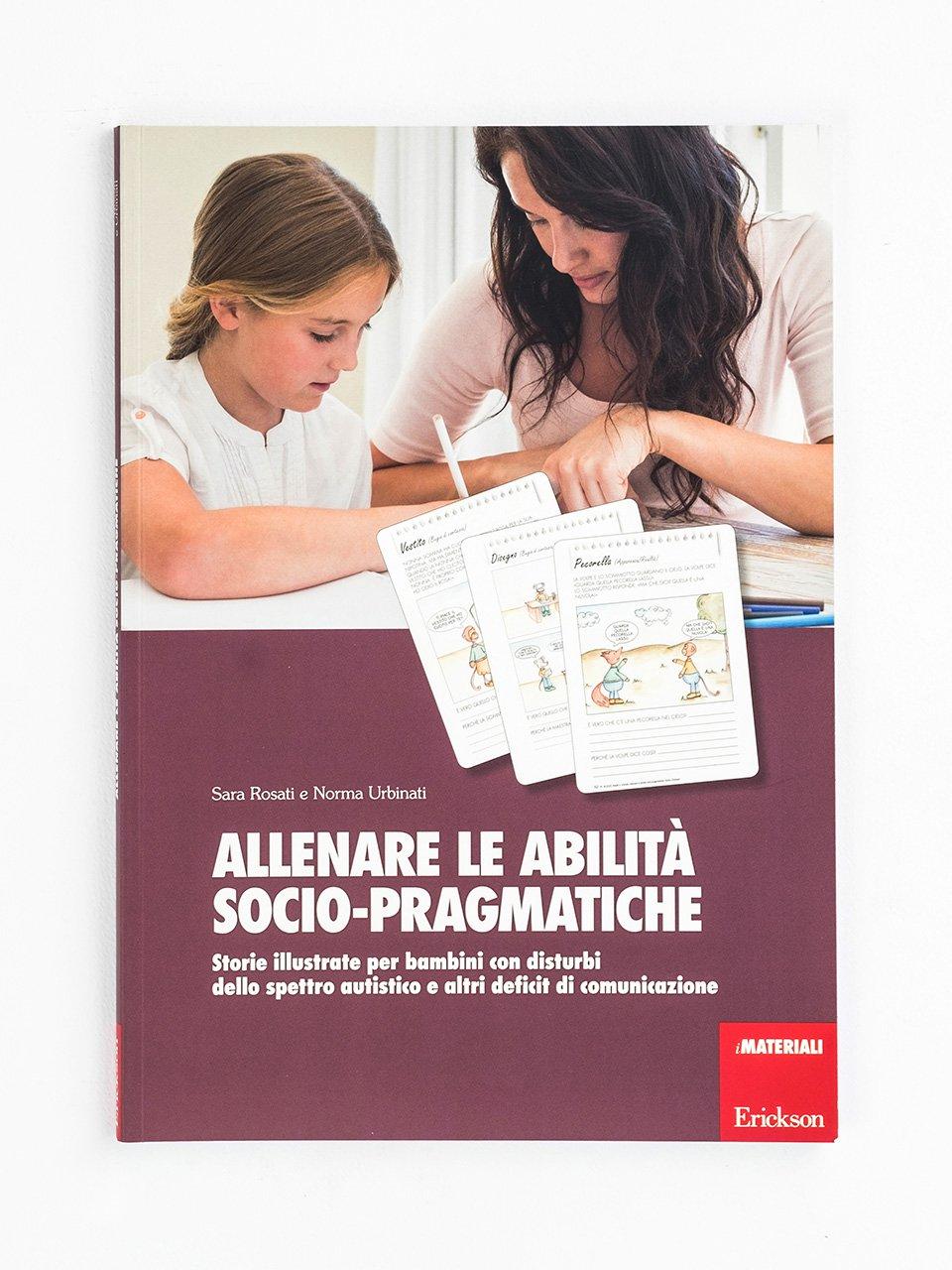 Allenare le abilità socio-pragmatiche - Libri - Erickson