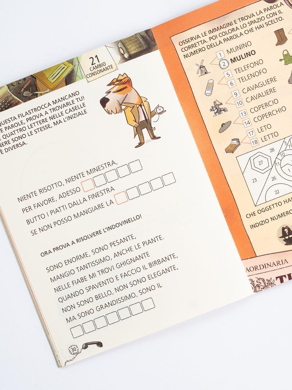 I mini gialli dell'ortografia 2 - Libri - Erickson 2