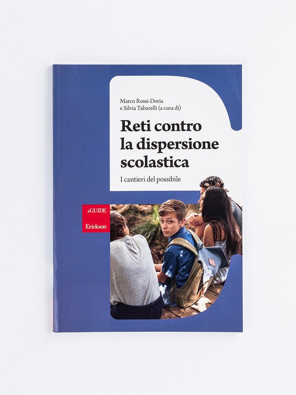 Reti contro la dispersione scolastica - Test TVD - Valutazione del disagio e dispersione s - Libri - Erickson