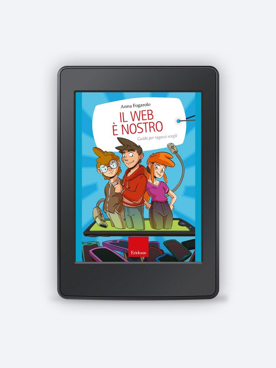 Il web è nostro - Si va a scuola - Libri - Erickson