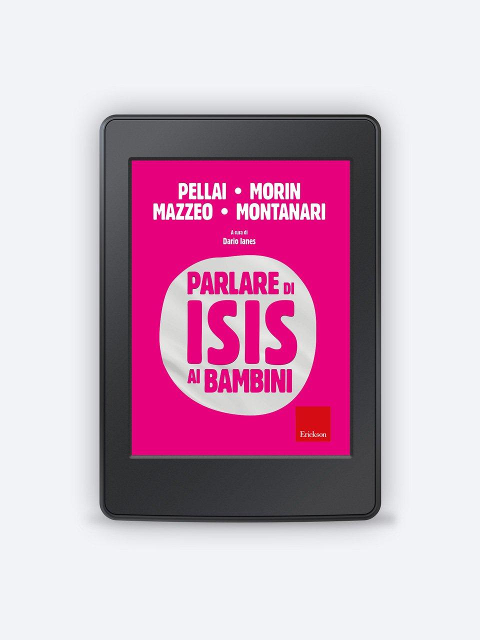 Parlare di ISIS ai bambini - Libri - Erickson 3