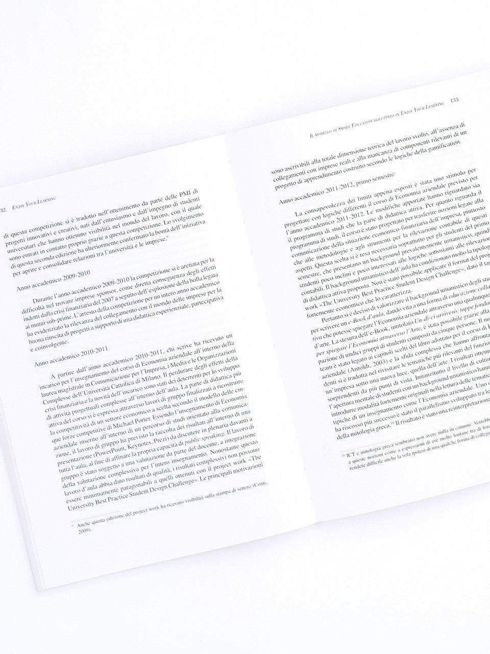 Enjoy Your Learning - Libri - Erickson 2