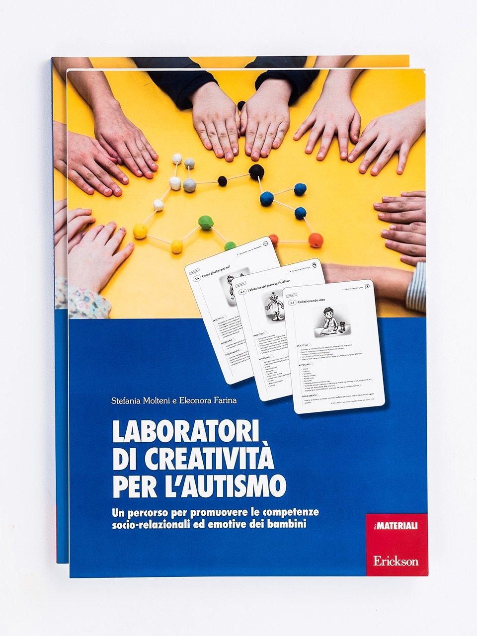 Laboratori di creatività per l'autismo - Creatività con carta, cartone e plastica - Libri - Erickson