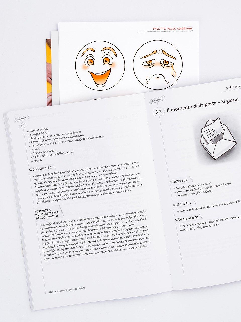 Laboratori di creatività per l'autismo - Libri - Erickson 2
