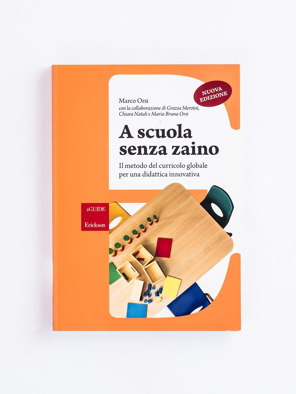 A scuola senza zaino - 99 idee per fare esercizi in classe - Libri - Erickson