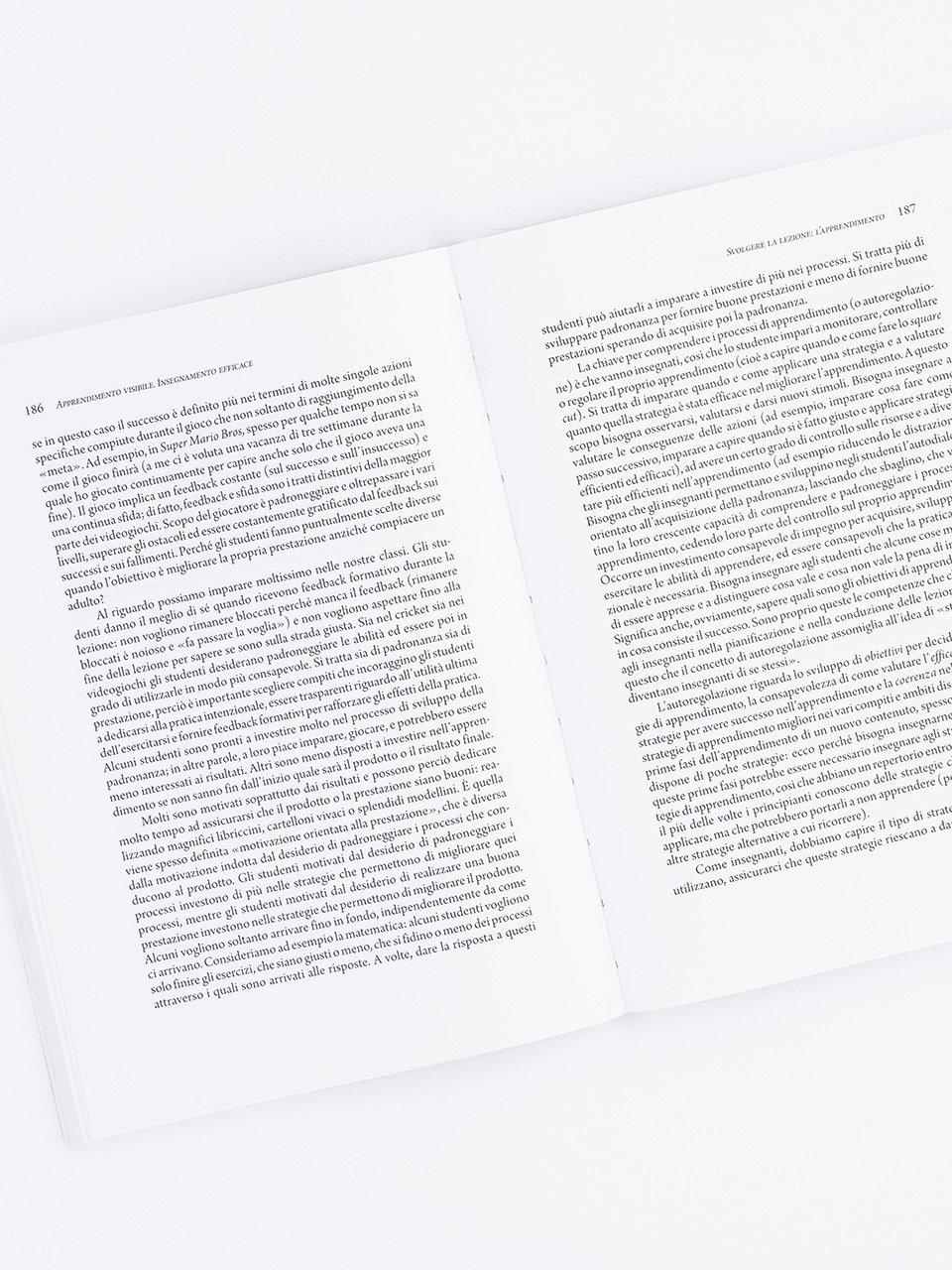 Apprendimento visibile, insegnamento efficace - Libri - Erickson 2