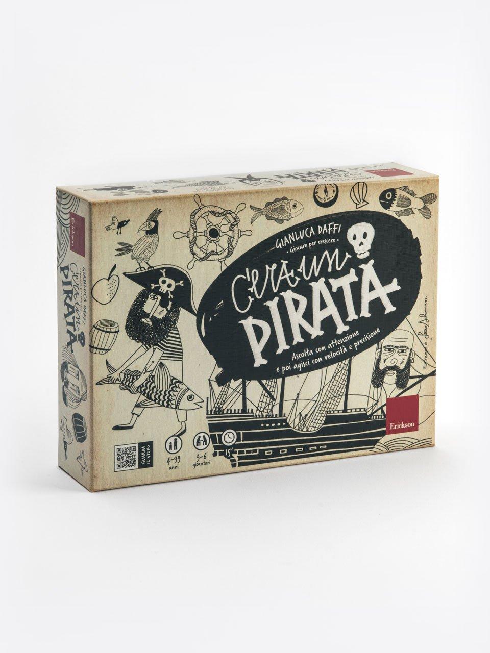 C'era un Pirata - Giocare per crescere - Erickson