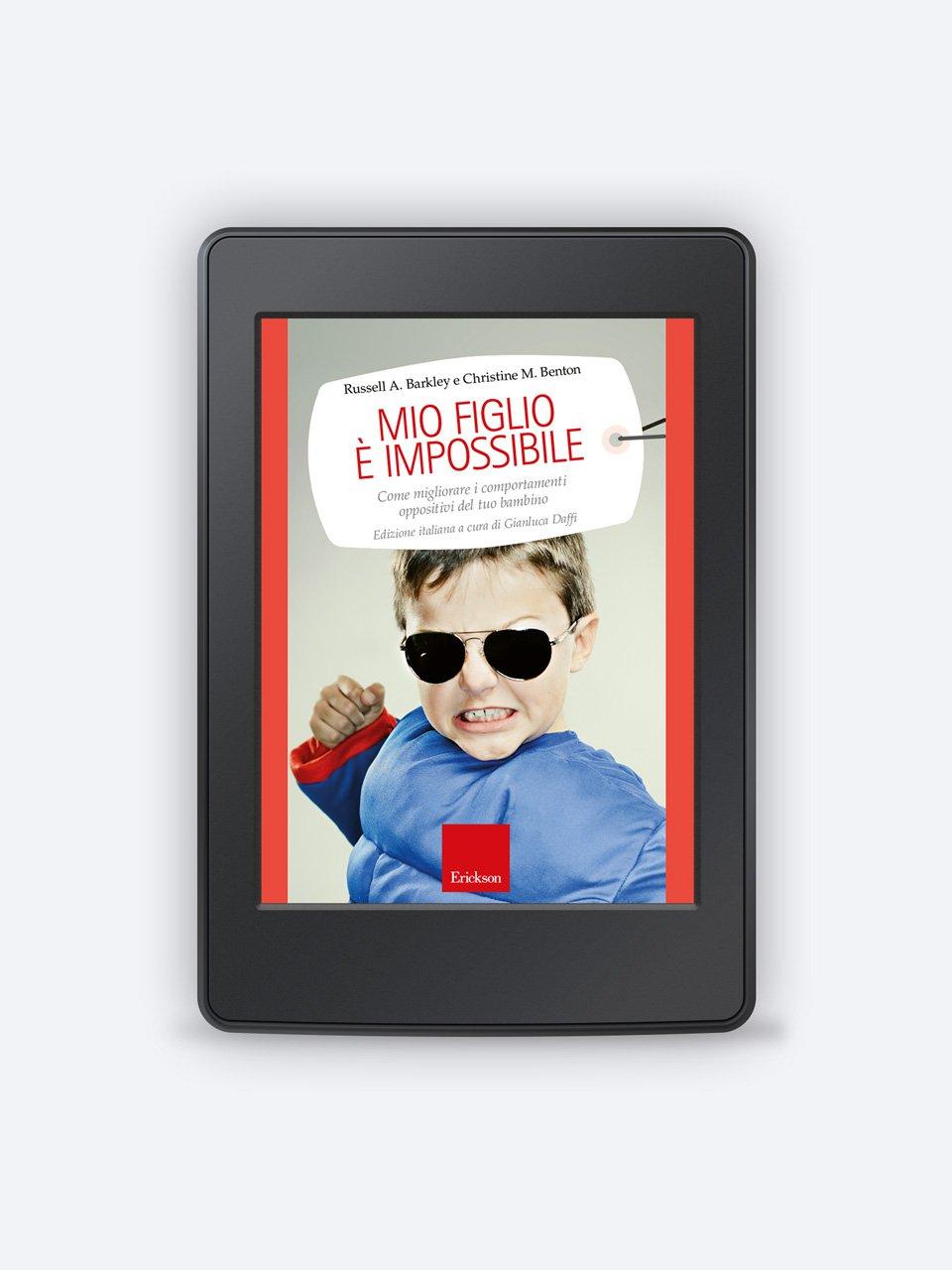 Mio figlio è impossibile - Libri - Erickson 3