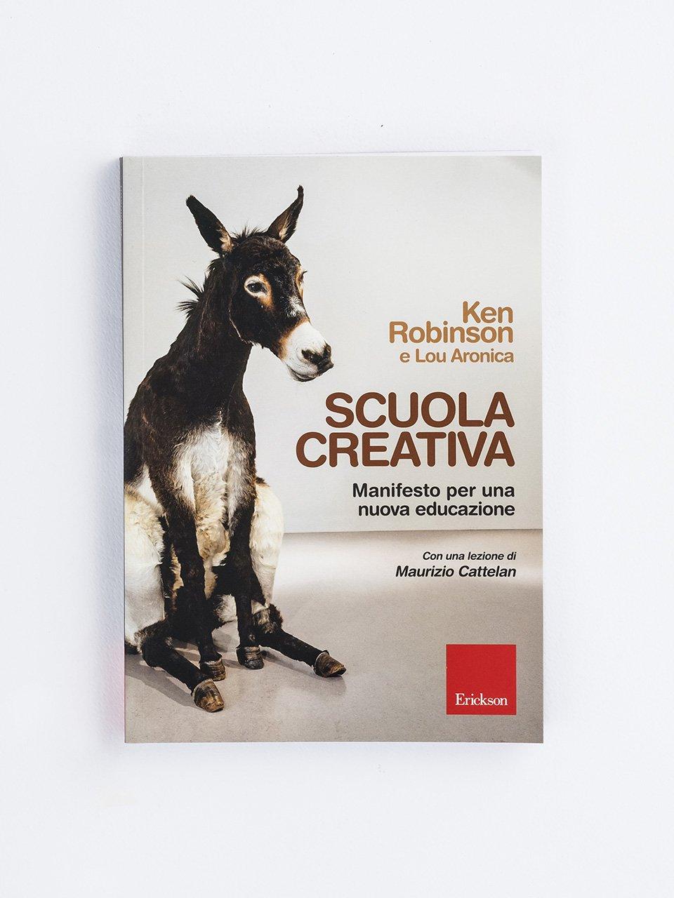 Scuola creativa - Libri - Erickson