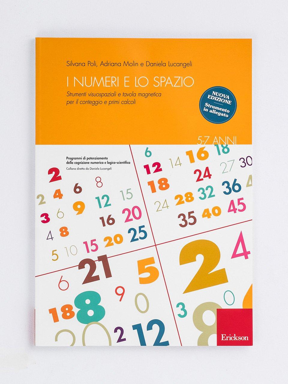 I numeri e lo spazio con la LIM - Adriana Molin - Erickson 2
