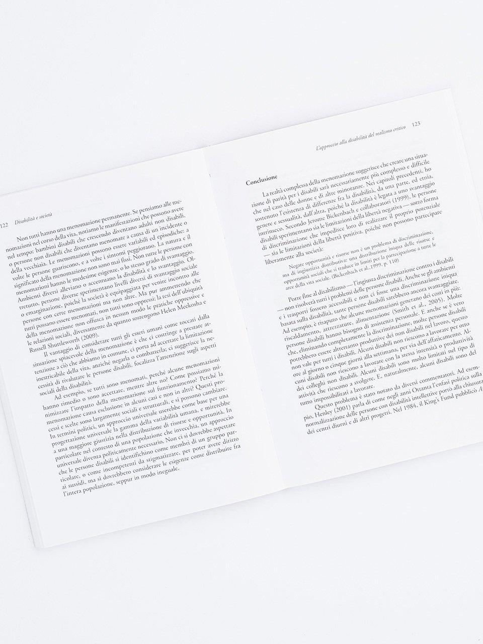 Disabilità e società - Libri - Erickson 2