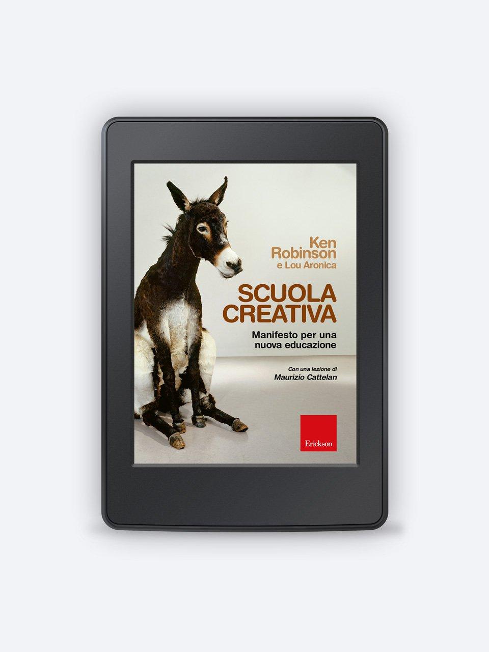 Scuola creativa - Libri - Erickson 3
