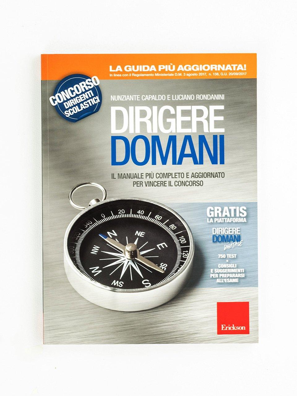 Dirigere domani - Luciano Rondanini - Erickson
