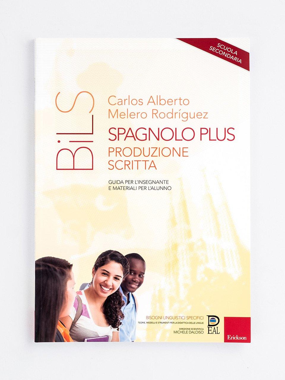 Spagnolo Plus - Produzione scritta - Libri - Erickson